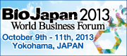 BioJapan 2013