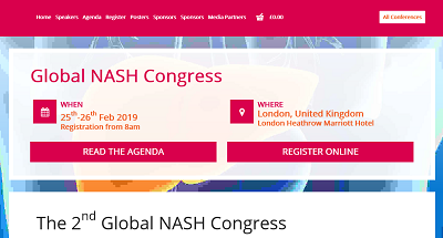 2nd Global NASH Congress