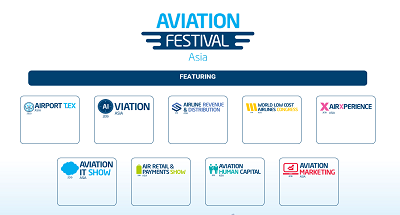 Aviation Festival Asia 2019