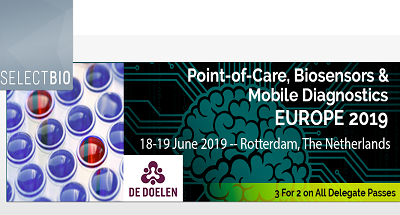 Point-of-Care, Biosensors & Mobile Diagnostics Europe 2019