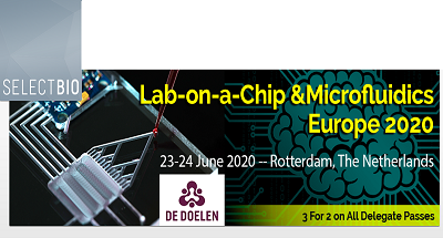 Lab-on-a-Chip and Microfluidics Europe 2020